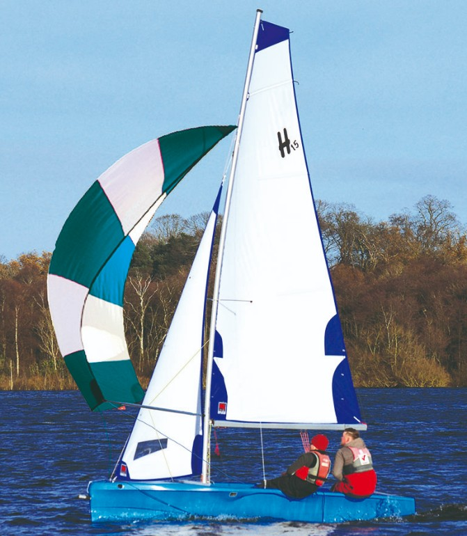 H15  Trainer Ready to Sail image no.9