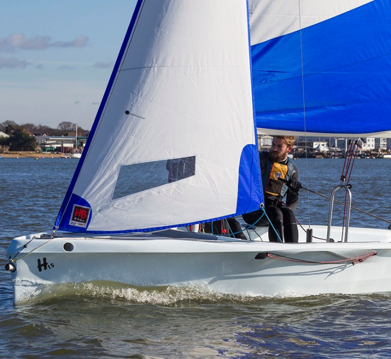 H15  Trainer Ready to Sail image no.11