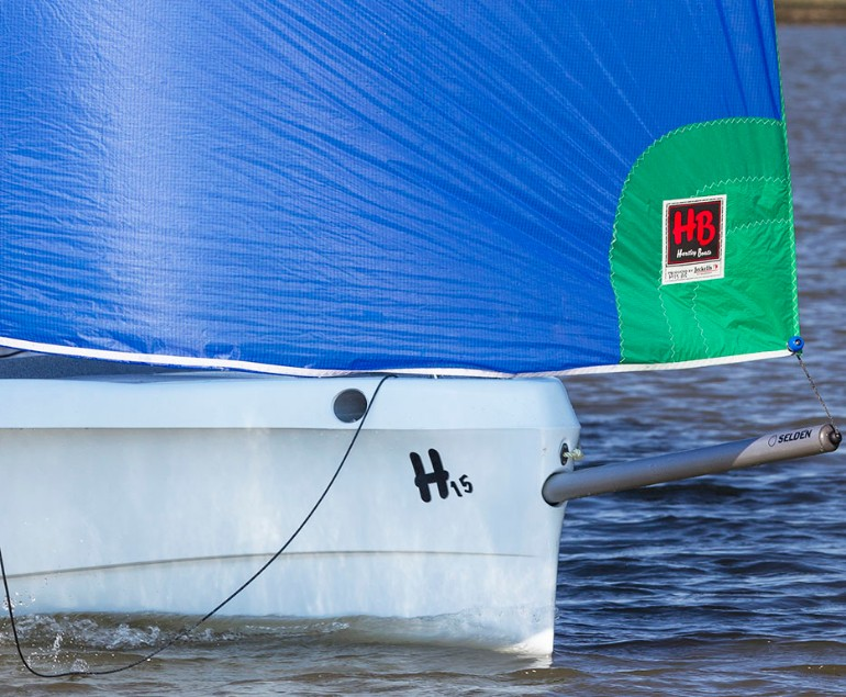 H15  Trainer Ready to Sail image no.12