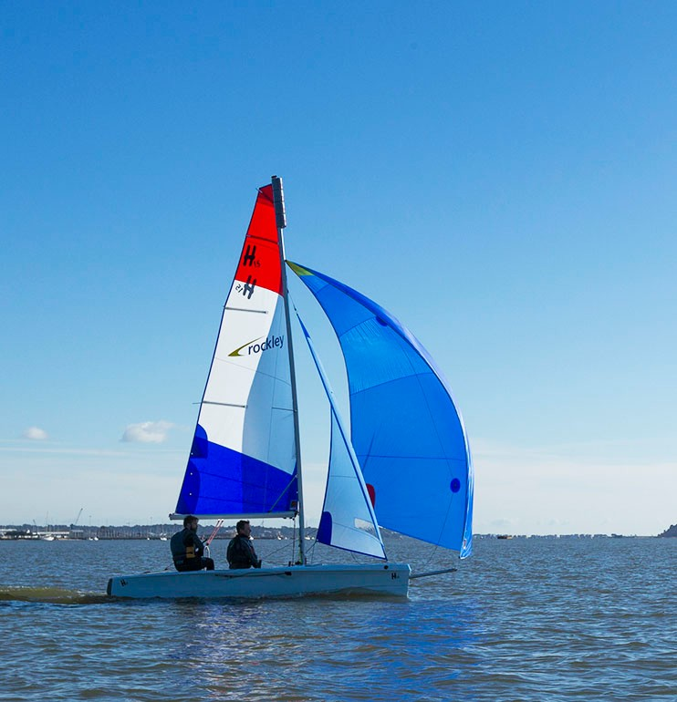 H15  Trainer Ready to Sail image no.14