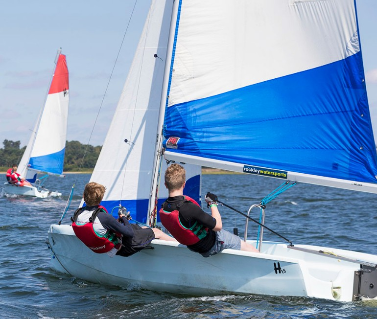 H15  Trainer Ready to Sail image no.16