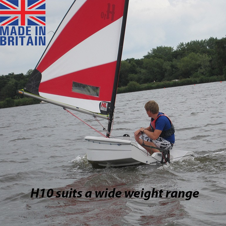 H10 Ready to Sail  image no.5