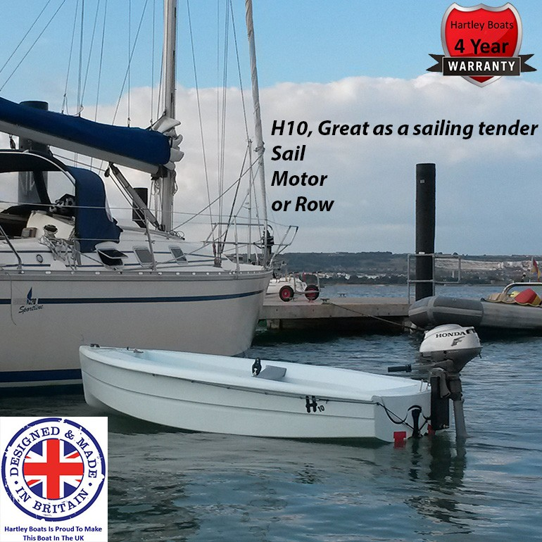 H10 Ready to Sail  image no.9