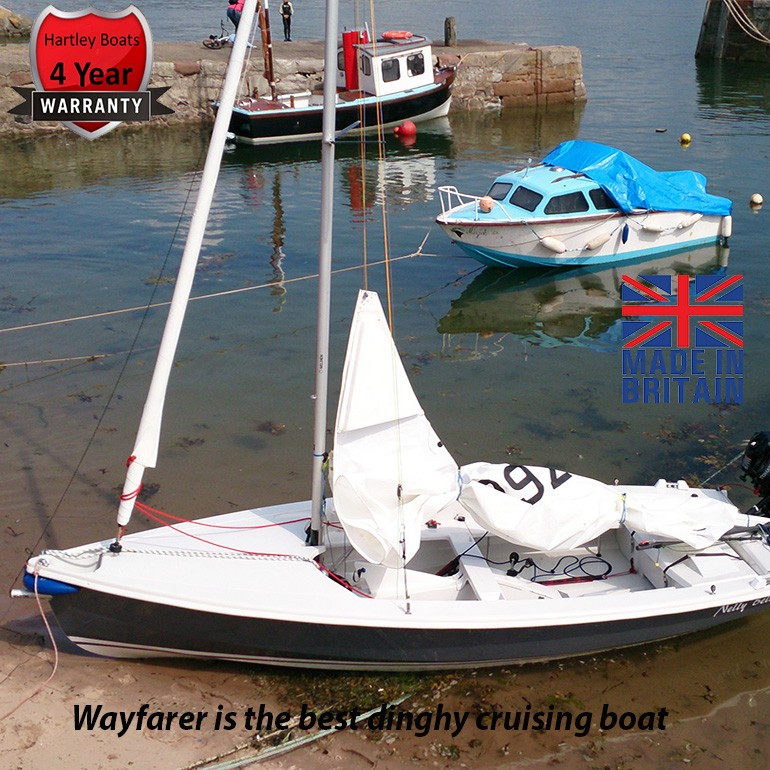 Wayfarer Cruiser Ready To Sail image no.4