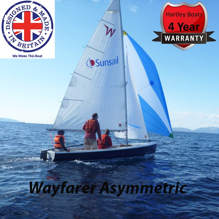 Wayfarer Cruiser Ready To Sail image no.9