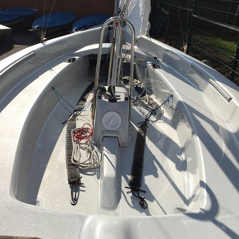 Used Laser Stratos Keel  1187 | Photo 3